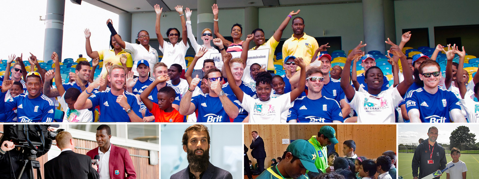 sport for life images - moeen ali, west indies, birmingham, schools, coaching